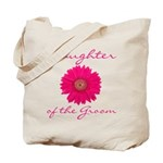 Groom's Daughter Tote Bag