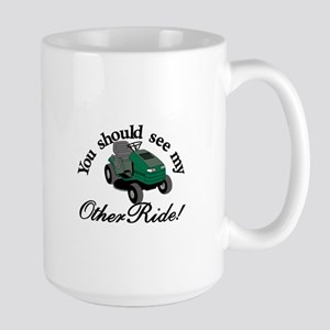 My Other Ride Mugs