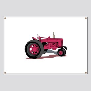 Tractor Banner