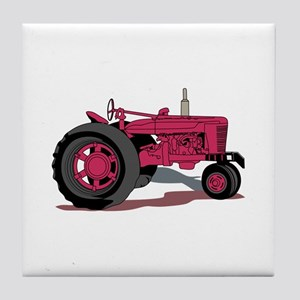 Tractor Tile Coaster