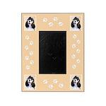 Cocker Spaniel (Parti-Colored) Picture Frame
