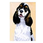 Cocker Spaniel (Parti-Col Postcards (Package of 8)