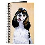 Cocker Spaniel (Parti-Colored) Journal