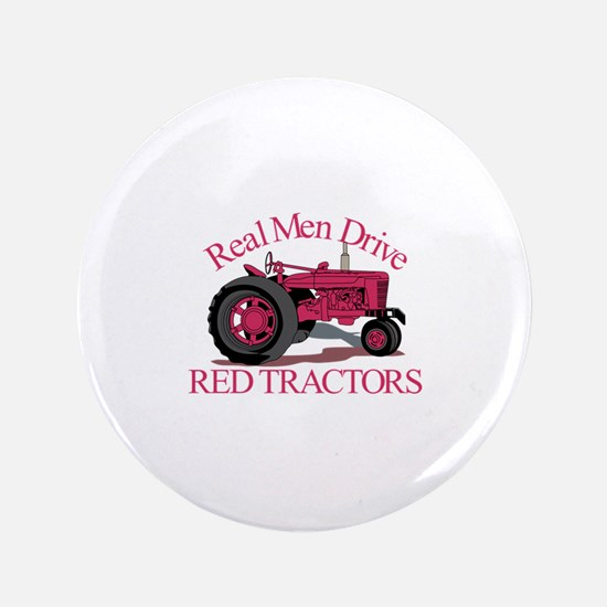 Drive Red Tractors Button