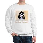 Cocker Spaniel (Parti-Colored) Sweatshirt