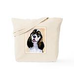 Cocker Spaniel (Parti-Colored) Tote Bag