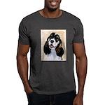 Cocker Spaniel (Parti-Colored) Dark T-Shirt