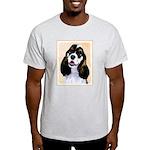 Cocker Spaniel (Parti-Colored) Light T-Shirt