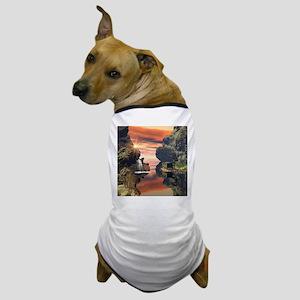 Fantasy landscape Dog T-Shirt