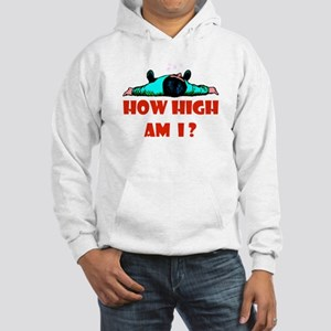 HOW HIGH Hooded Sweatshirt