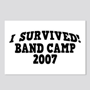 I Survived Band Camp 2007! Postcards (Package of 8