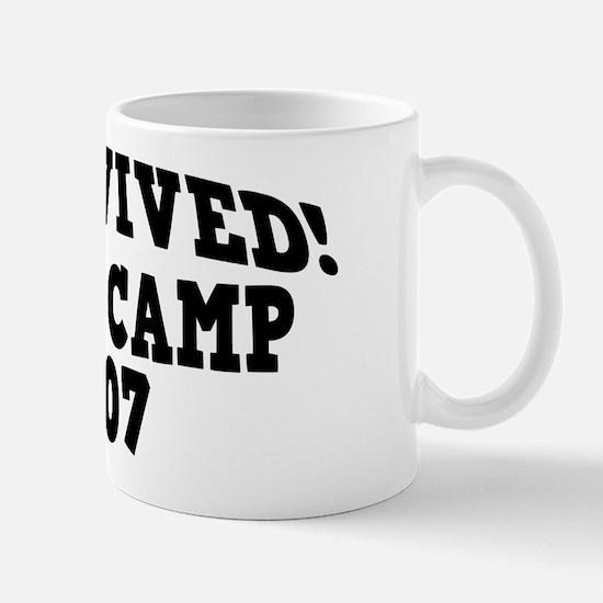 I Survived Band Camp 2007! Mug