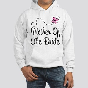 Mother Of The Bride Hooded Sweatshirt