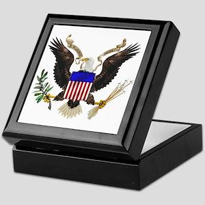 U.S. Seal Keepsake Box