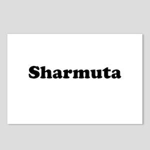 Sharmuta Postcards (Package of 8)