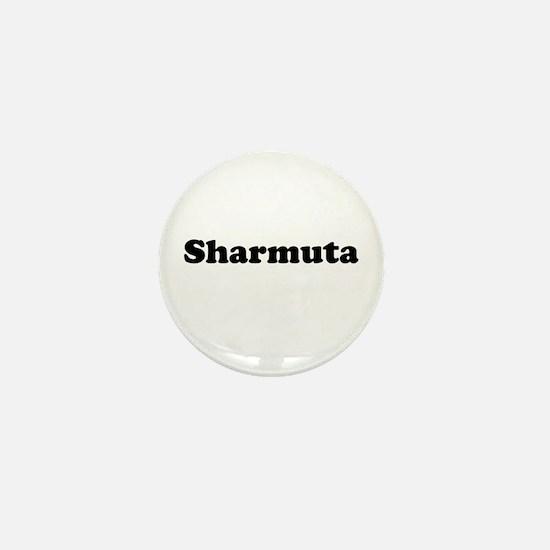 Sharmuta Mini Button