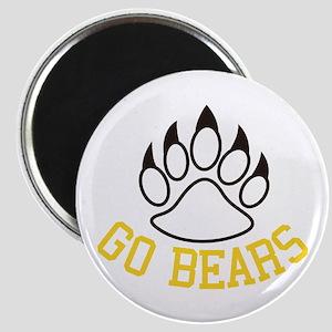 Go Bears Magnets
