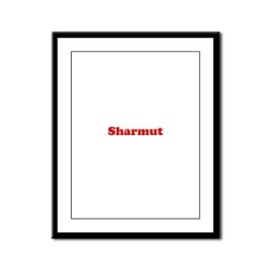 Sharmut Framed Panel Print