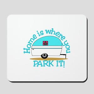 Park It Mousepad