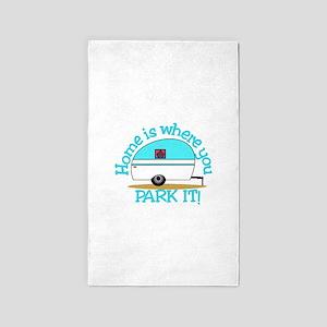 Park It Area Rug