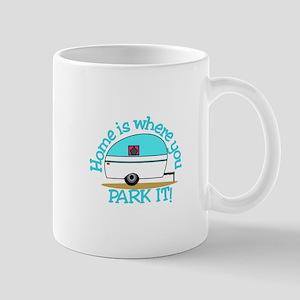 Park It Mugs