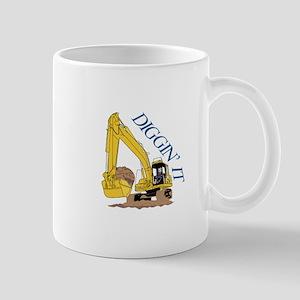 Diggin It Mugs