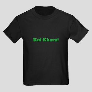 Kul Khara Kids Dark T-Shirt