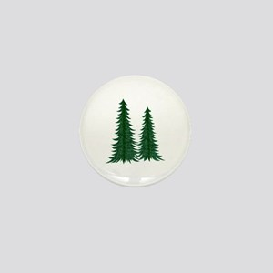 Trees Mini Button