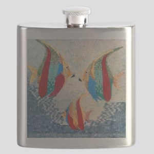 Angel Fish Flask