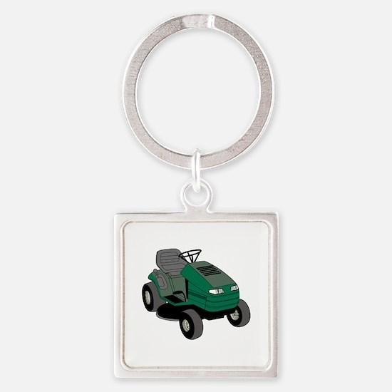 Lawnmower Keychains