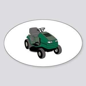 Lawnmower Sticker