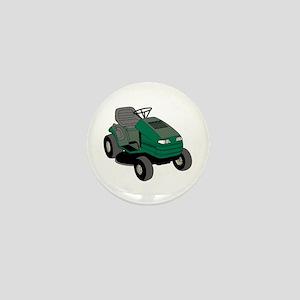 Lawnmower Mini Button