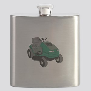 Lawnmower Flask