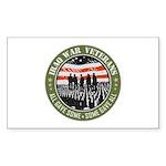 Iraq War Veterans Sticker