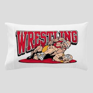 Wrestling Takedown Pillow Case