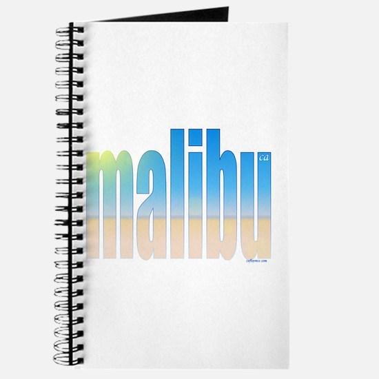 Cute California malibu Journal