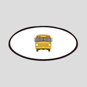 School Bus Front Patch