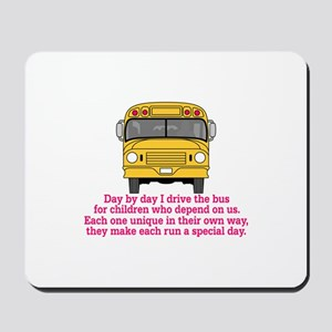 Day By Day Mousepad