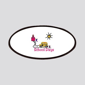 School Days Patch