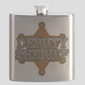 Deputy Sheriff Flask