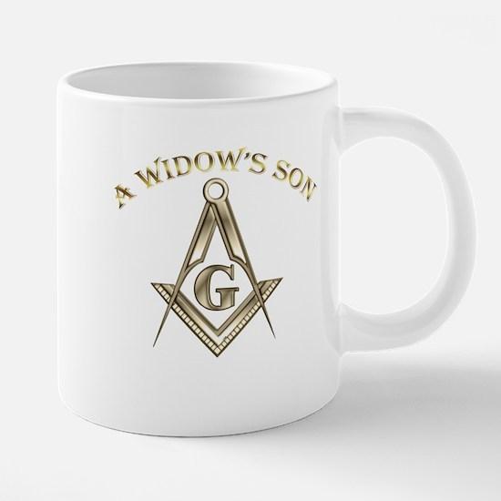 A Widows Son Mugs