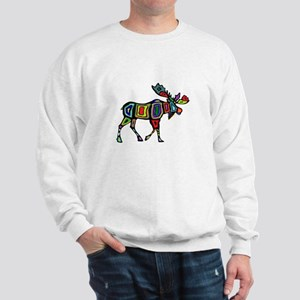 MOOSE STYLED Sweatshirt