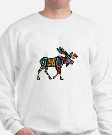 MOOSE STYLED Sweatshirt
