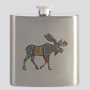 MOOSE STYLED Flask