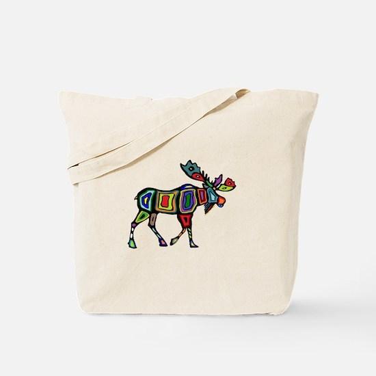 MOOSE STYLED Tote Bag