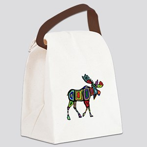 MOOSE STYLED Canvas Lunch Bag