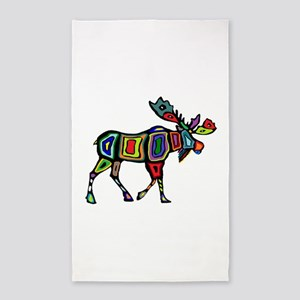 MOOSE STYLED Area Rug