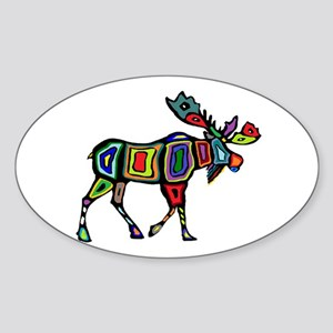 MOOSE STYLED Sticker