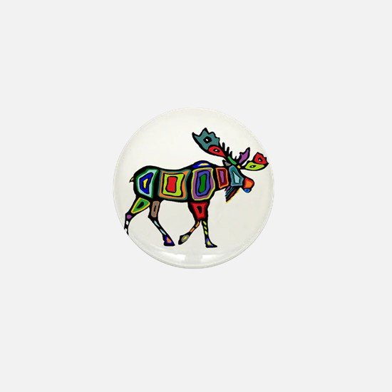MOOSE STYLED Mini Button