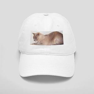 Lilac Burmese Cat Cap